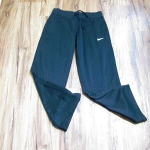 Nike Men'sBlack Therma-Fit Sweatpants